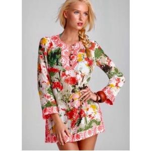 Milly Floral Tunic.